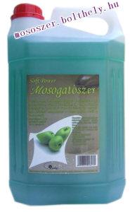 Soft Power mosogatószer 5 l zöld alma illattal