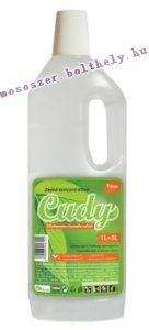 Cudy illatmentes folyékony mosószer 1 liter