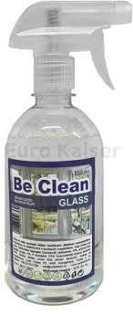 Be Clean Glass ablaktisztítószer 500 ml.