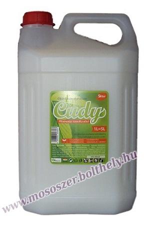 Cudy illatmentes öblítő koncentrátum 5 liter