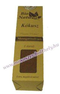 Bio natural mosogatószivacs 6 db.