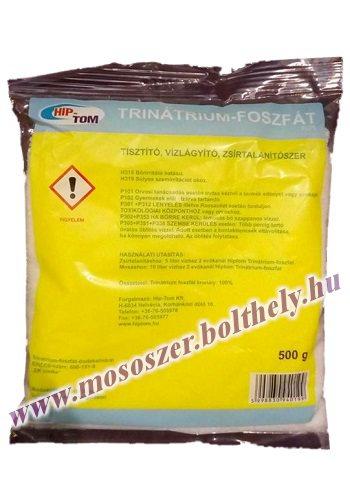 Trinátrium-foszfát (Trisó) 500 g. HIP-TOM
