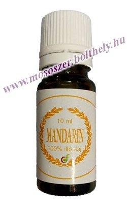 Mandarin illóolaj 100%-os 10 ml.