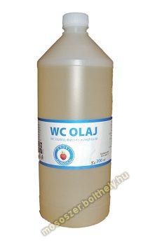 Wc olaj 1 L. erdei szamóca