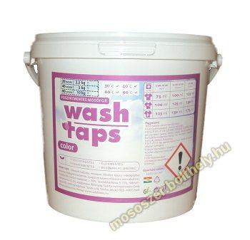 Wash Taps color mosópor 2,5 kg.