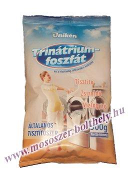Trinátrium-foszfát (Trisó) 500 g. Unikén