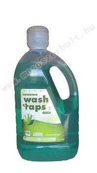 Wash Taps color folyékony mosószer 4,5 liter (Aloe Vera, Teafaolaj)