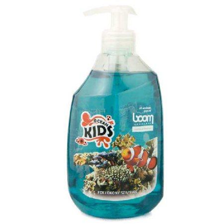 Boom KIDS Ocean gyerek folyékony szappan 500 ml
