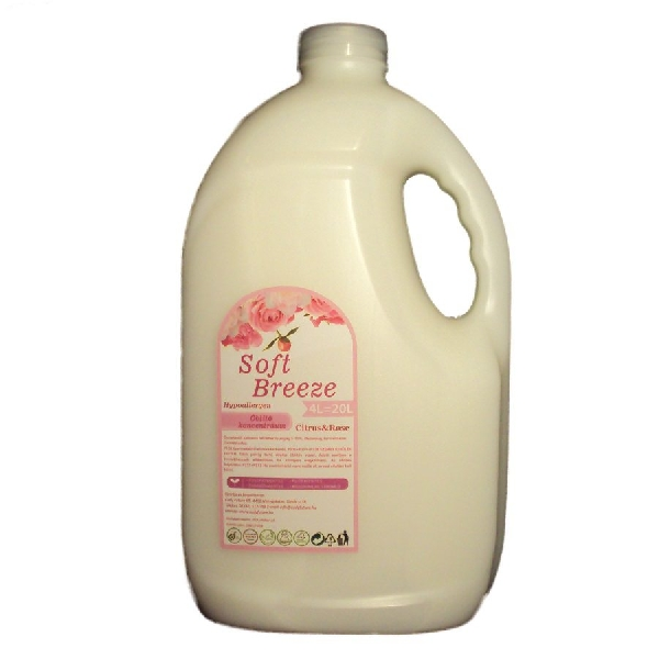 Soft Breeze öblítő koncentrátum 4 liter citrus-rose