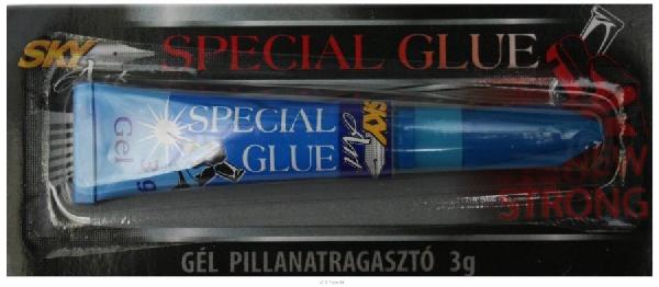 Special glue gél pillanatragasztó 3 g