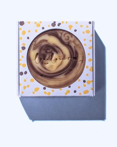 Bubura narancs csokoládé szappan