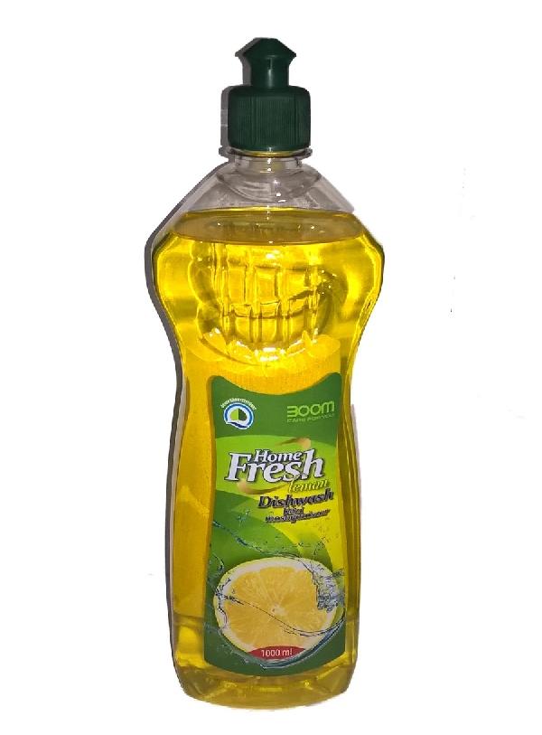 Home Fresh kézi mosogatószer citrom 1 liter