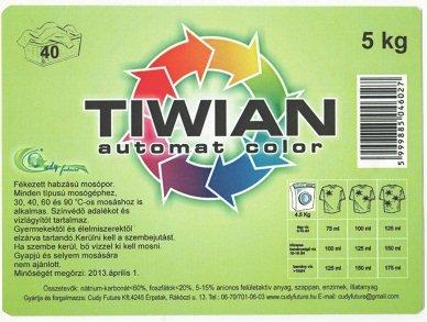 Tiwian color mosópor.